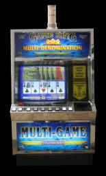 Main Image: Game King Video Poker